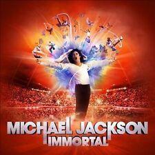 Immortal, Michael Jackson, New