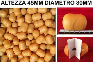 Arancione Gusci Capsule Lotteria Estrazioni Estrazione Contenitori Bussolotti