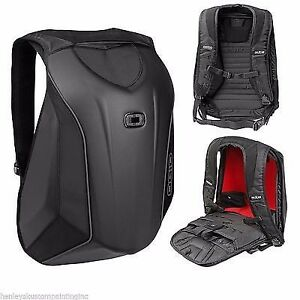 OGIO No Drag MACH 3 Motorcycle Laptop Bag Backpack Stealth Matte ...
