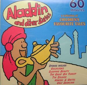ALADDIN and Other Stories AUDIOBOOK CD  FREE UK PP - <span itemprop=availableAtOrFrom>BENFLEET, Essex, United Kingdom</span> - ALADDIN and Other Stories AUDIOBOOK CD  FREE UK PP - BENFLEET, Essex, United Kingdom