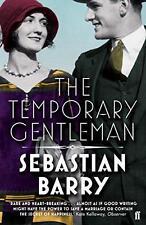 The Temporary Gentleman, Barry, Sebastian | Paperback Book | 9780571276998 | NEW