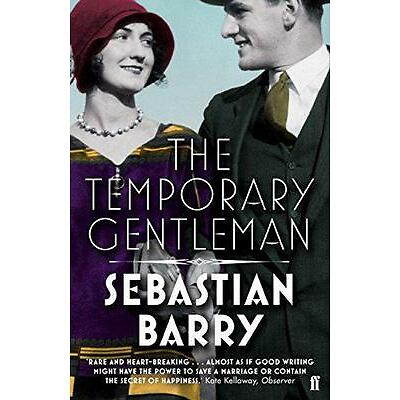 The Temporary Gentleman, Barry, Sebastian | Paperback Book | 9780571276998 | NEW