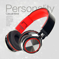 IP878 Stereo Wired Headphones Earphone Headset with Mic for Smartphone MP3/4 PC