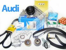 TIMING BELT KIT Water Pump Seals Pulleys A4 A6  3.0L V6 Quattro  Audi tb330