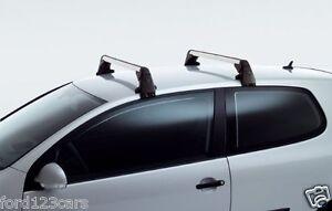 Volkswagen Vw Base Carrier Bars Cross Bars R32 Golf Gti