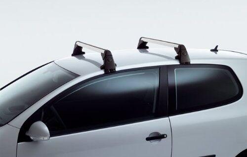Volkswagen VW Base Carrier Bars Cross Bars R32 Golf GTI Rabbit 1K0071126