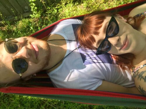 winemana Outdoor Garden 2 Person Cotton Hammock 450lbs Ultralight Camping Ham...