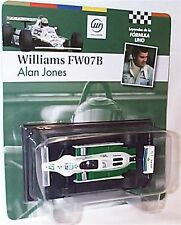 Williams FW07B Alan Jones 1980 1-43 Scale New in Carded Blister