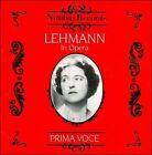 Prima Voce: Lehamann in Opera (CD, Nov-1995, Nimbus)