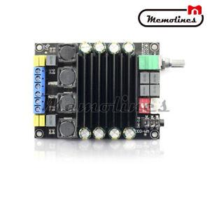 TDA7498-100Wx2-DC12V-36V-Stereo-Digital-Audio-Dual-Channel-Power-Amplifier-Board