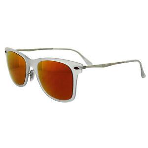 9ae24910ca Ray-Ban Sunglasses Wayfarer Light Ray 4210 646 6Q Matt Transparent ...