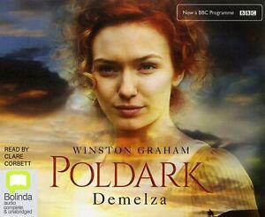 Demelza-Poldark-Poldark-by-Winston-Graham-Unabridged-Audio-Book-12CDs