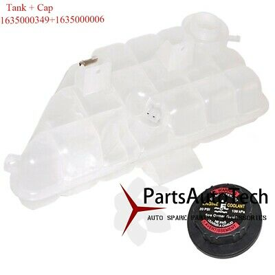 Radiator Coolant Overflow Expansion Tank Bottle Hose for W163 ML430 ML500 ML55