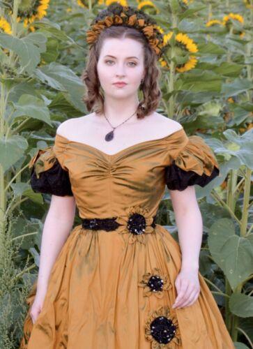 Edeldame Cosplay McCalls Schnittmuster M8017 Kostüm Steampunk Kleid