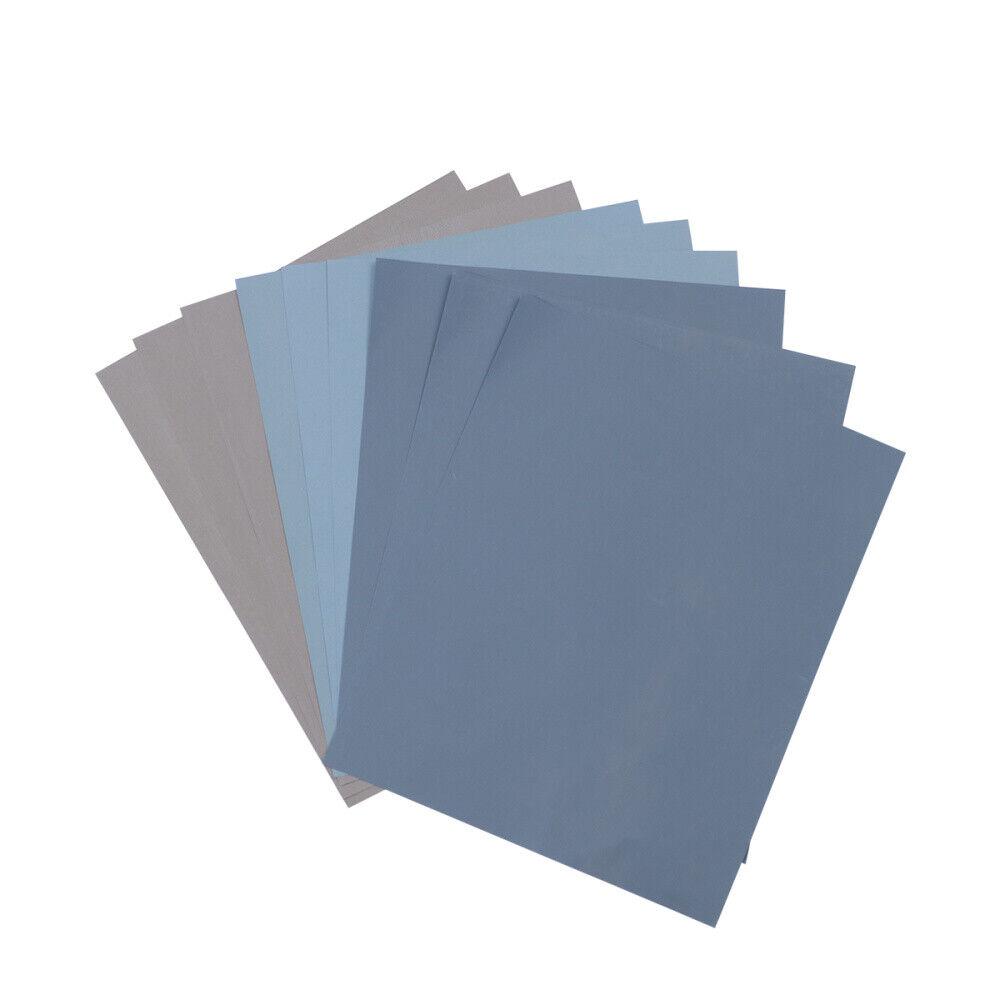 3000/&5000/&7000 Mesh Schleifpapier Nass Trocken Papier Lack Sand Schmirgelpapier