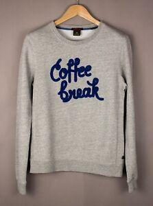 SCOTCH-amp-SODA-Men-Casual-Jumper-Sweater-Size-S-ATZ963