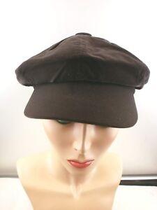 Fashion Gr 55 Vintage Damen-mütze N.n 6366 Hu B