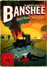 4 DVD-Box ° Banshee - Staffel 2 ° NEU & OVP