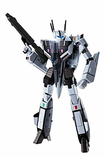 HI-METAL R Macross VF-1S Valkyrie 35th Anniversary Macross Memorial Messer w/tr