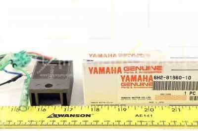 RECTIFIER /& REGULA Yamaha 6H2-81960-10-00