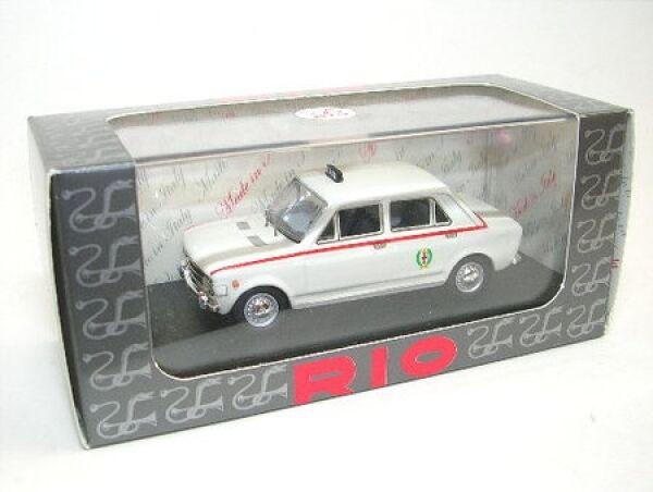 FIAT 128 taxi Milano (1972)