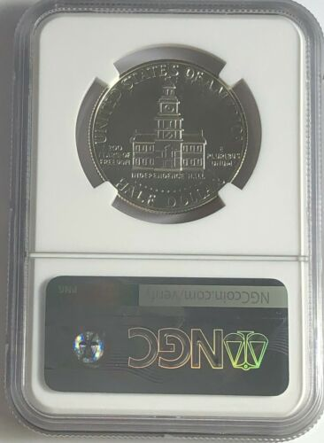 1776-1976 S NGC PF68 STAR CAMEO PROOF SILVER KENNEDY HALF JFK COIN SIGNATURE LB