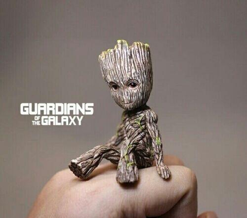 Action Figur Baby Groot Guardians of the Galaxy Film Figuren Avengers Spielzeug