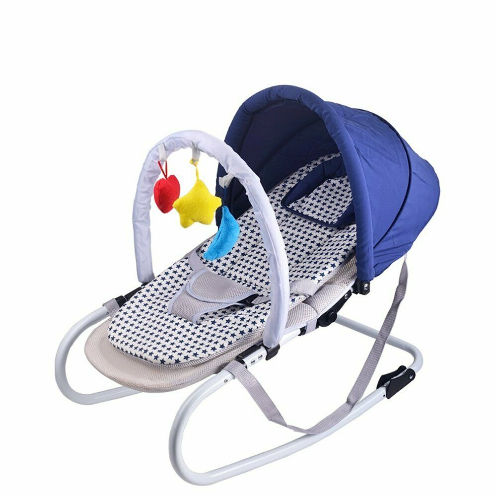 White Mosquito Bugs Net Mesh Cover for Baby Graco Infant Rockers Bouncers Swings