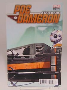 POE-DAMERON-1-VARIANT-COVER-STAR-WARS-MARVEL-COMIC-VF-NM-CB567