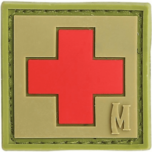 MED1A Arid Maxpedition Medic Patch