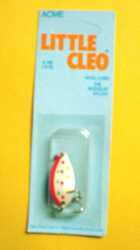 Acme Little Cleo C-160CDY 1//6 Oz Candy