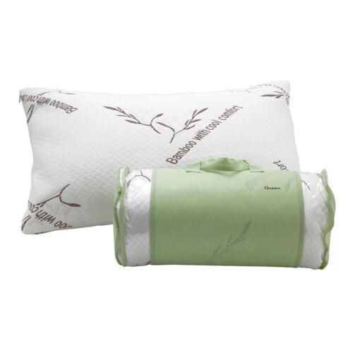 Bambillo pillow case Spare pillow case made from bamboo-rich fabric