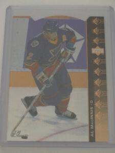 1994-95-Upper-Deck-UD-SP-Insert-Die-Cut-SP-159-Al-Macinnis-Blues-Hockey-Card