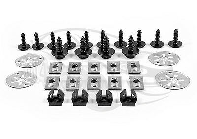 AUDI A3 SKODA SEAT VW GOLF MK4 ENGINE COVER UNDERTRAY CLIPS FIXING FITTING KIT