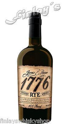 James E. Pepper 1776 Straight Rye 0,7 Ltr.