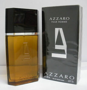 AZZARO POUR HOMME BY AZZARO 6.8 OZ 200 ml EDT FOR MEN IN BOX   eBay 3bf66f6e1f2