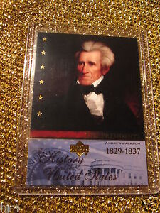 President-Andrew-Jackson-1829-United-States-Upper-Deck-USA-history-Trading-Card