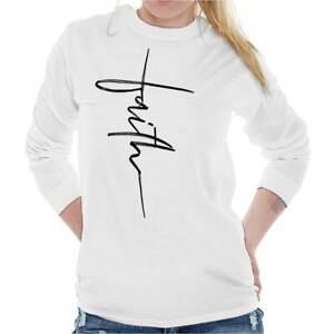 Faith-Christian-Religious-Fashion-God-Gift-Long-Sleeve-Tee