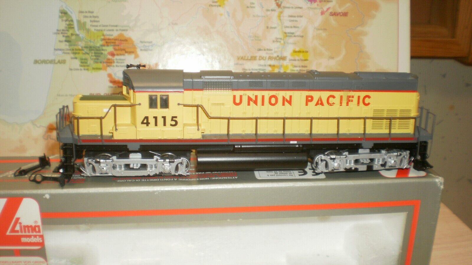 Loco diesel C 420 Alco Union Pacific USA Lima HO