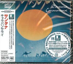 SANTANA-CARAVANSERAI-JAPAN-BLU-SPEC-CD2-D73