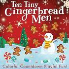 Ten Tiny Gingerbread Men by Tiger Tales (Paperback / softback, 2015)
