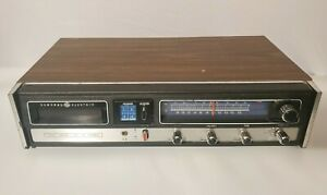 General Electric Am/fm Stereo Eight Track Player SC 2205A 🚨FOR PARTS ONLY🚨