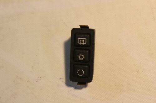 BMW e36 3er Compact Interrupteur climat vitre arrière système de climatisation 61318371020 03051110