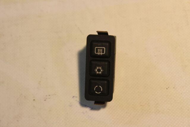 BMW E36 3er Compatto Interruttore Aria Condizionata Lunotto 61318371020 03051110