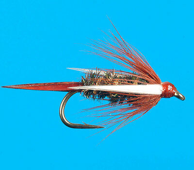 Weighted size 14 Prince Nymph - 6 pcs