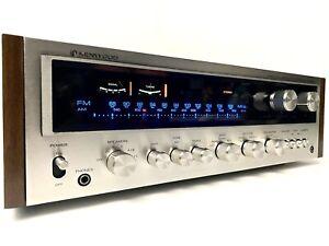Vintage Kenwood KR-7400 AM/FM Stereo Receiver AUDIOPHILE SERVICED 100% NEAR MINT