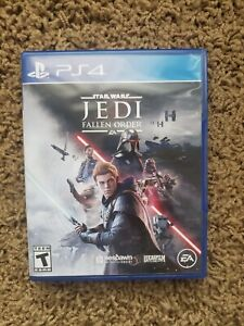Star Wars Jedi: Fallen Order (PlayStation 4, 2019) PS4 Complete Very good