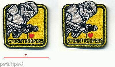 Iraq Mosul Anti-isis Green Berets Sas Vel Ø Ssi I Love Star Wars Storm Trooper Geschickte Herstellung Pins & Anstecknadeln