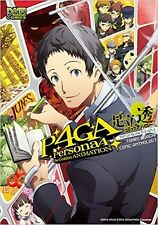 JAPAN Persona 4 The Golden Animation Tohru Adachi Comic Anthology