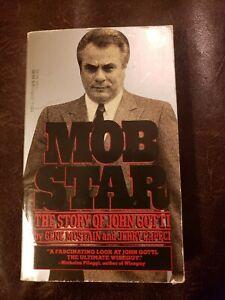 MOB STAR: STORY OF JOHN GOTTI By Gene Mustain , 1988 Mass